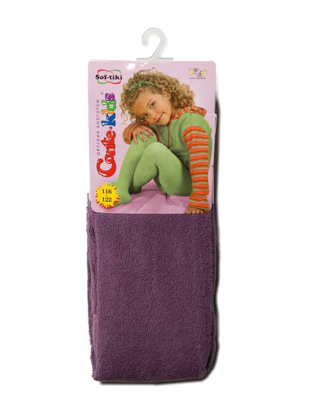 Children's tights CONTE-KIDS SOF-TIKI, s.116-122 (18),342 light mauve - 2