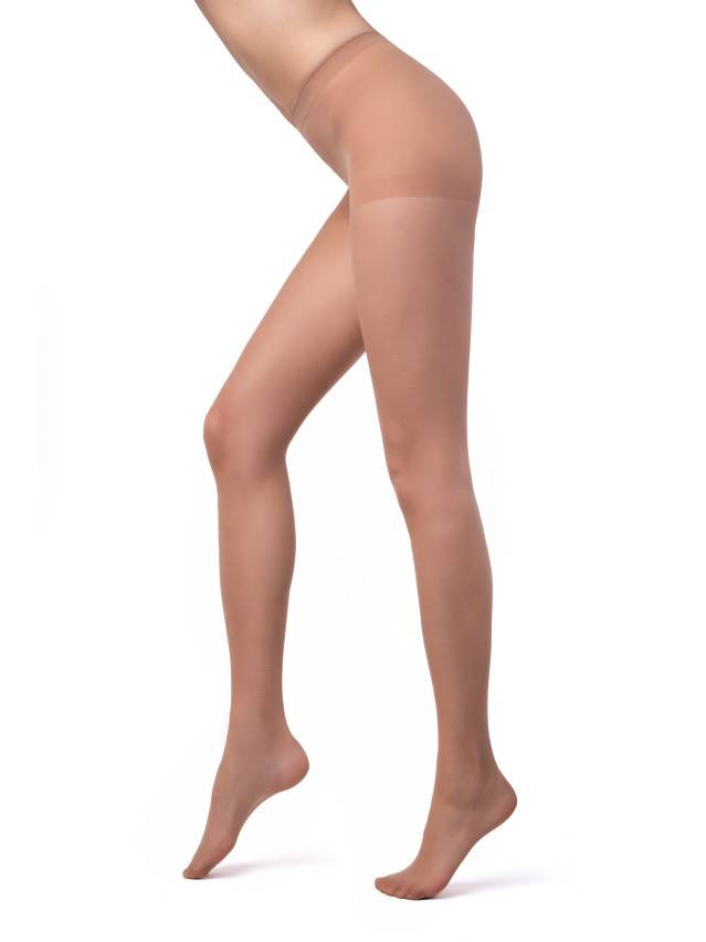Women's tights CONTE ELEGANT SOLO 20, s.2, natural - 1