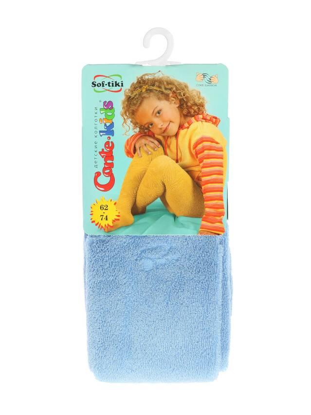 Children's tights CONTE-KIDS SOF-TIKI, s.62-74 (12),338 blue - 1