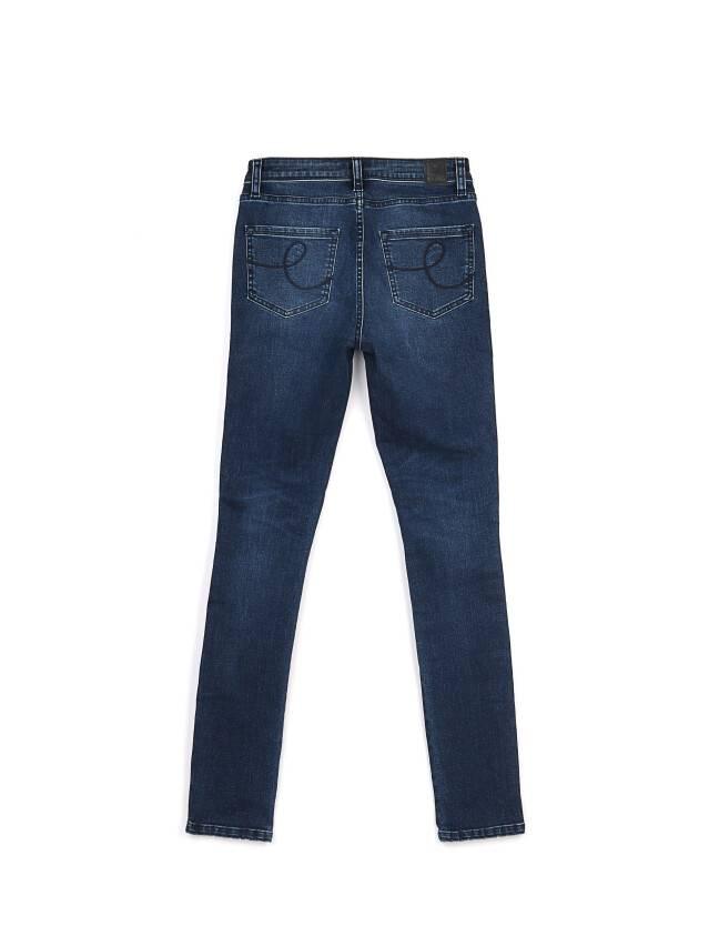 Denim trousers CONTE ELEGANT CON-99, s.170-90, navy - 4