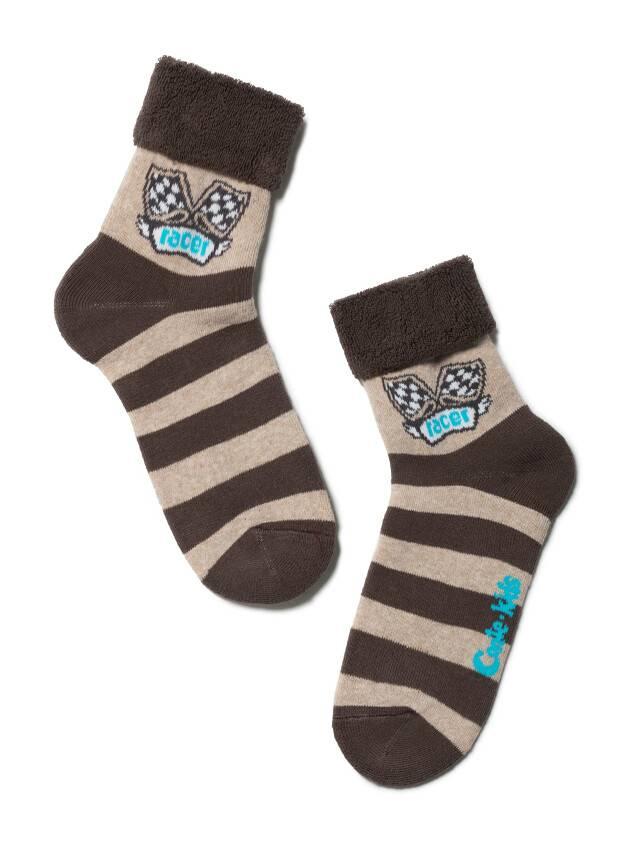 Children's socks CONTE-KIDS SOF-TIKI, s.16, 231 beige - 1