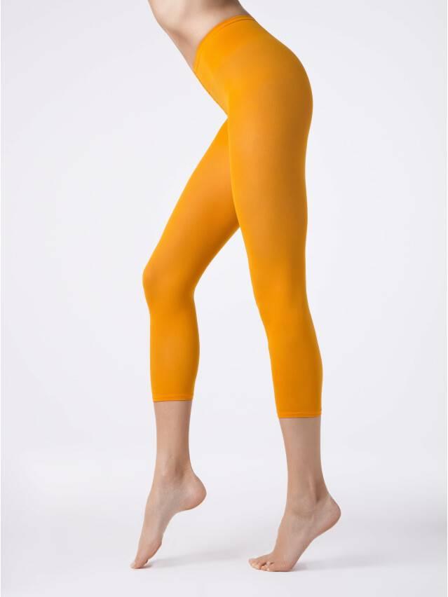 Women's leggings CONTE ELEGANT COLOURS LEGGINS, s.2, orange - 1