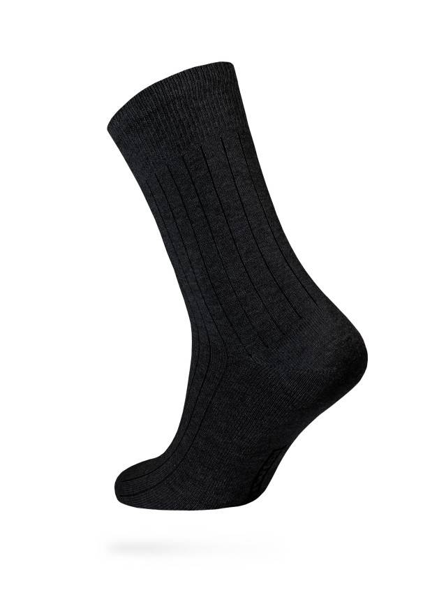 Men's socks DiWaRi CLASSIC, s. 40-41, 030 black - 1