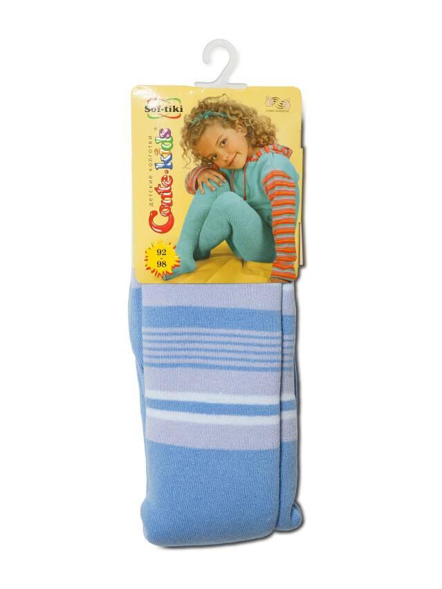 Children's tights CONTE-KIDS SOF-TIKI, s.92-98 (14),189 blue - 1