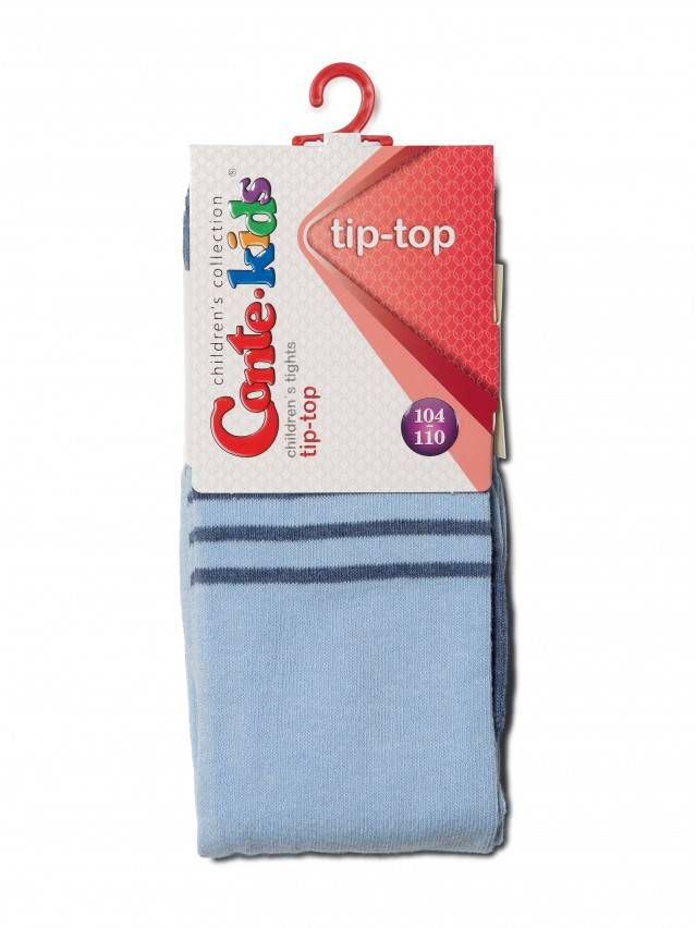 Children's tights CONTE-KIDS TIP-TOP, s.104-110 (16),394 blue - 2
