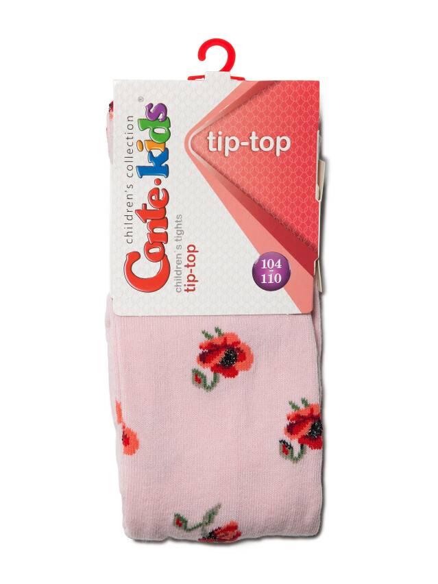 Children's tights CONTE-KIDS TIP-TOP, s.104-110 (16),410 light pink - 2