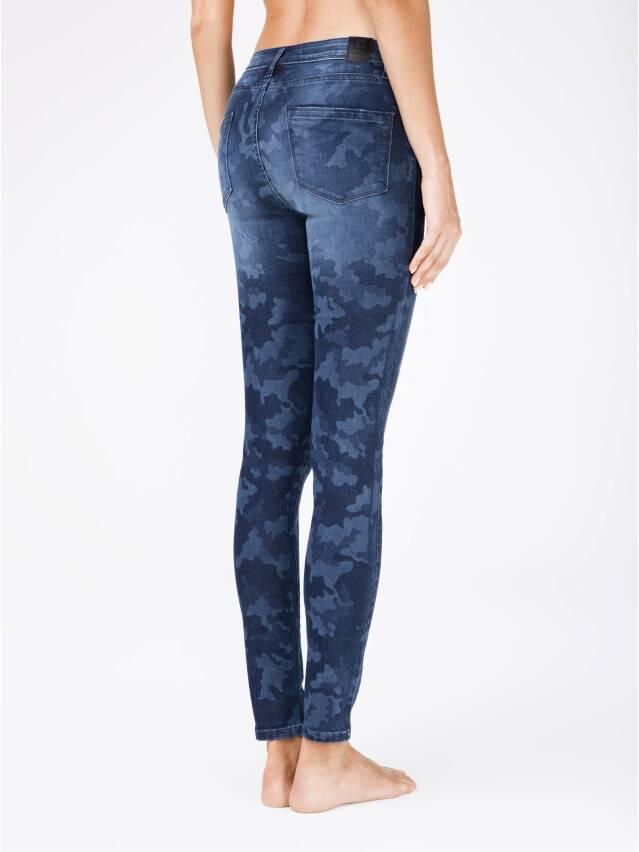 Denim trousers CONTE ELEGANT CON-93, s.170-102, navy - 2