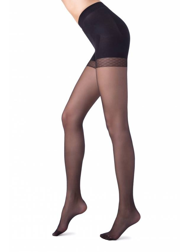Women's tights CONTE ELEGANT X-PRESS 20, s.2, nero - 1