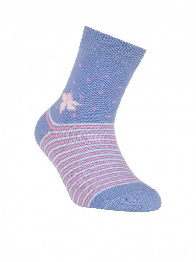 Children's socks CONTE-KIDS TIP-TOP, s.16, 254 blue - 1