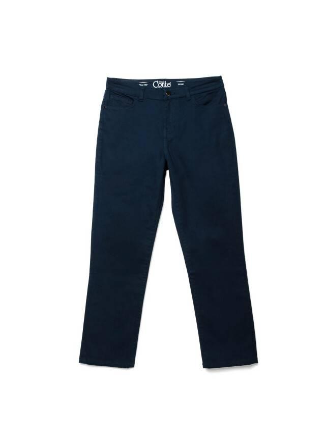 Denim trousers CONTE ELEGANT CON-139B, s.170-102, dark navy - 3