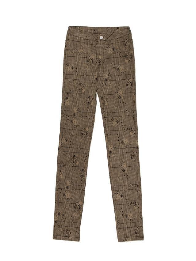 Women's trousers CONTE ELEGANT TEONA, s.164-64-92, brown - 3