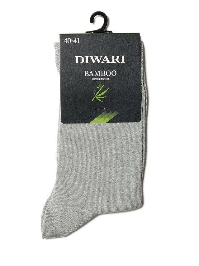 Men's socks DiWaRi BAMBOO, s. 40-41, 000 grey - 2