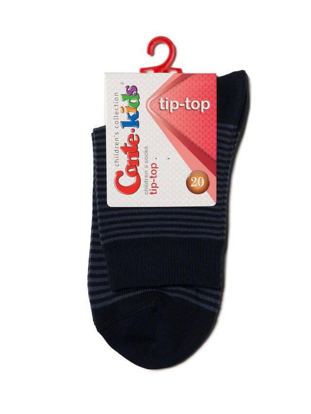 Children's socks CONTE-KIDS TIP-TOP, s.20, 139 navy - 2