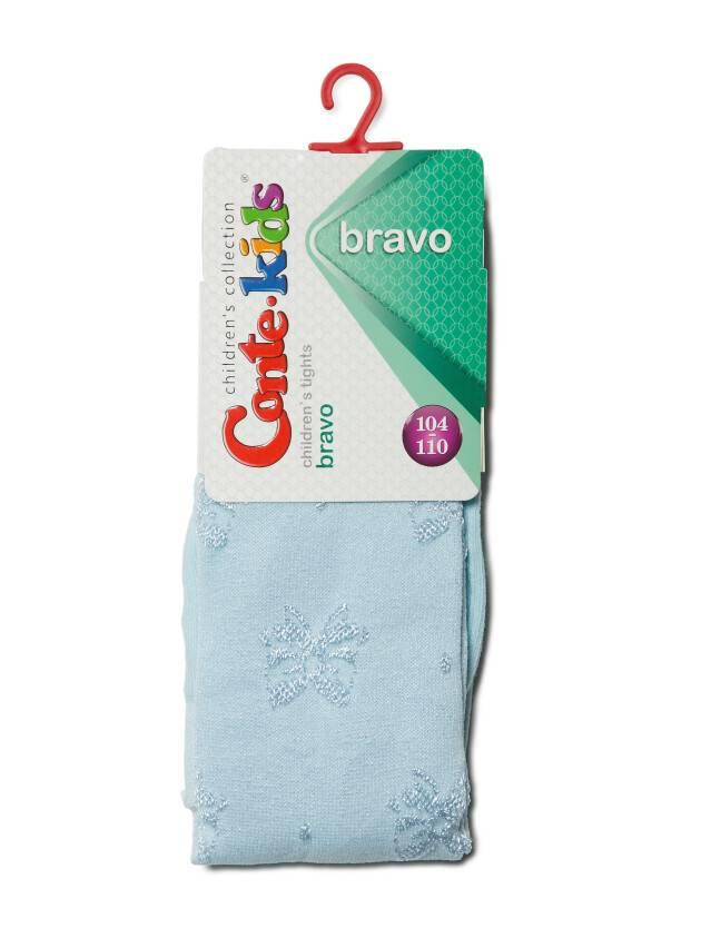 Children's tights CONTE-KIDS BRAVO, s.104-110 (16),370 light blue - 2