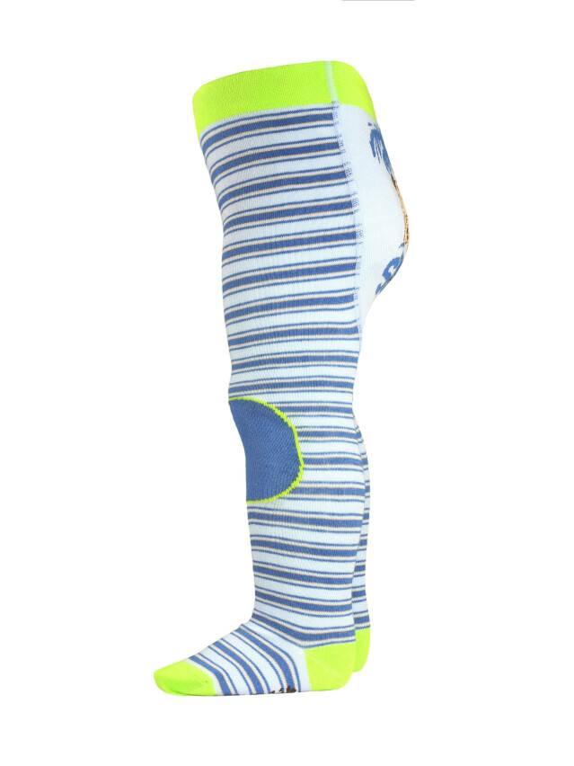Children's tights CONTE-KIDS TIP-TOP, s.62-74 (12),367 blue - 3