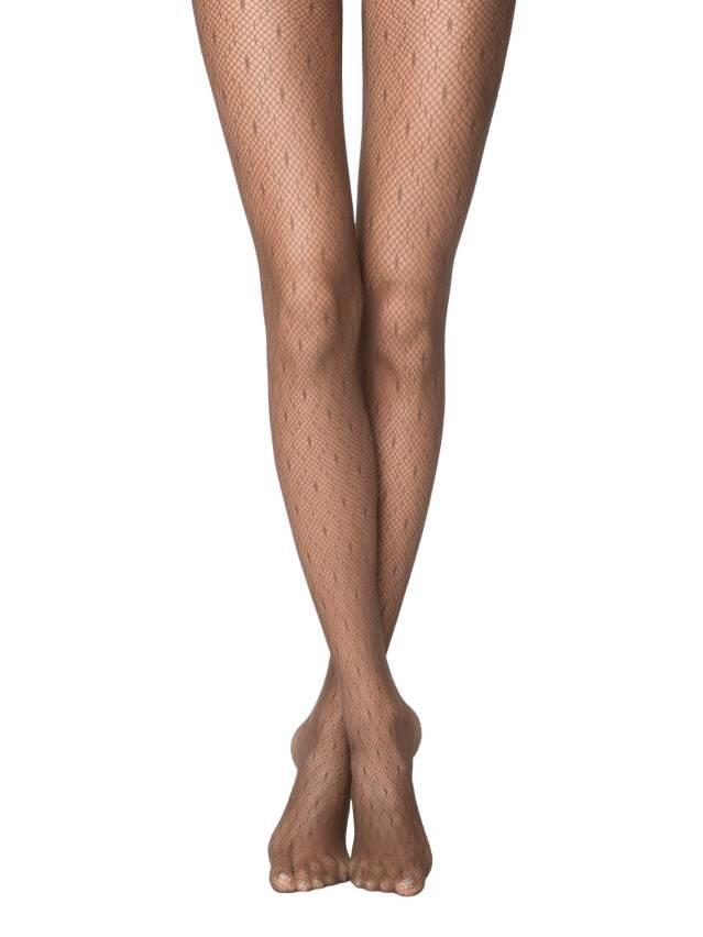 Women's tights CONTE ELEGANT MONICA, s.2, mocca - 1