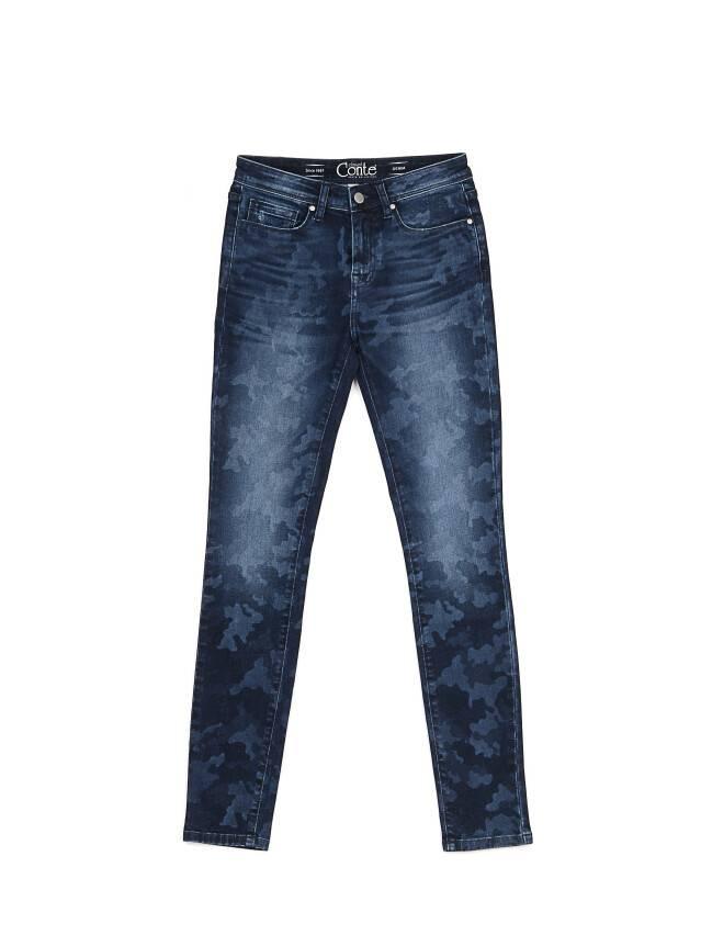 Denim trousers CONTE ELEGANT CON-93, s.170-102, navy - 3
