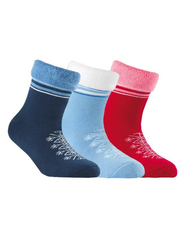 Children's socks CONTE-KIDS SOF-TIKI, s.20, 045 navy - 1
