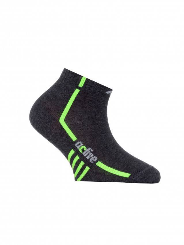 Children's socks CONTE-KIDS ACTIVE, s.14, 132 dark grey - 1