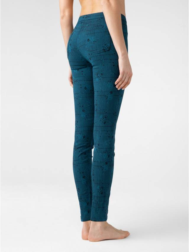Women's trousers CONTE ELEGANT TEONA, s.164-64-92, blue - 2