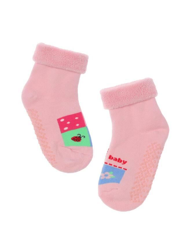 Children's socks CONTE-KIDS SOF-TIKI, s.12, 104 light pink - 1