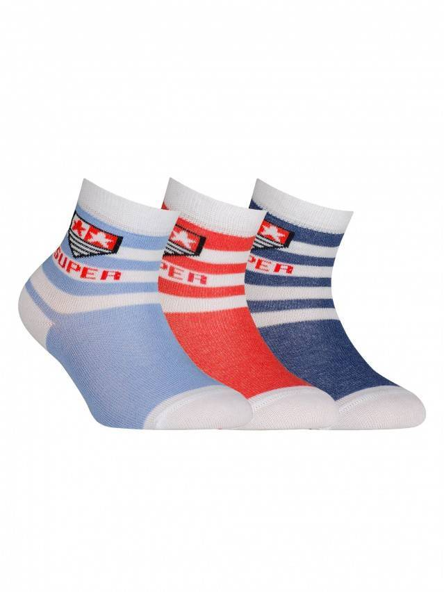 Children's socks CONTE-KIDS TIP-TOP, s.12, 220 blue - 1