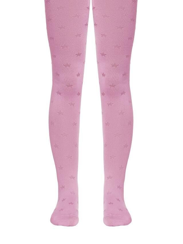 Children's tights CONTE-KIDS BRAVO, s.116-122 (18),373 light pink - 1