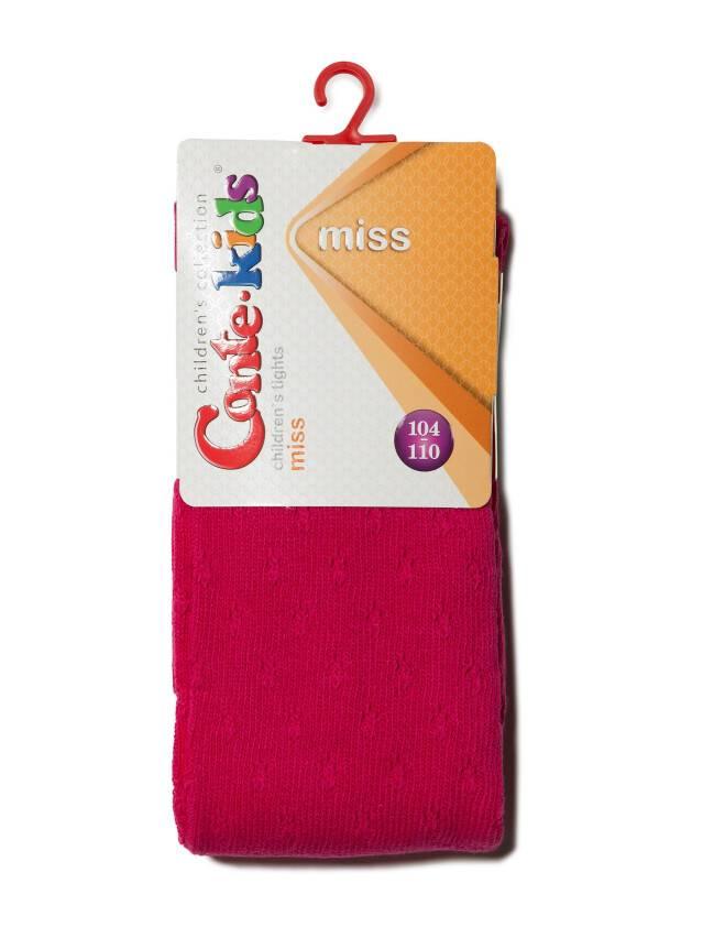 Children's tights CONTE-KIDS MISS, s.104-110 (16),404 fuchsia - 2