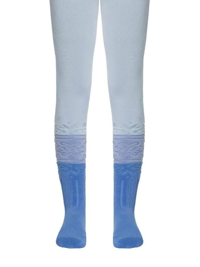 Children's tights CONTE-KIDS SOF-TIKI, s.116-122 (18),255 light blue - 1