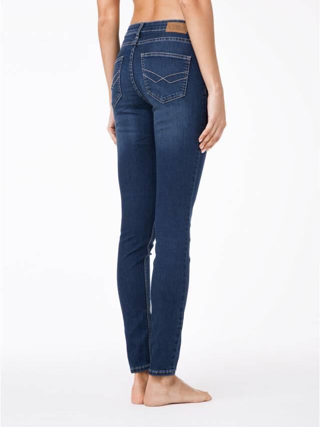 Denim trousers CONTE ELEGANT 4640/4915D, s.170-102, dark blue - 2