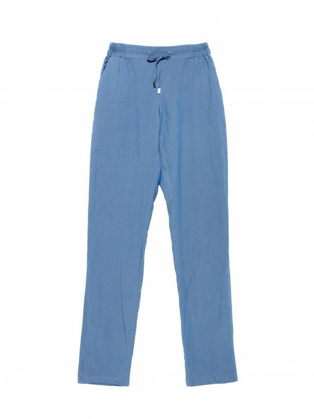 Women's trousers CONTE ELEGANT MANIA, s.164-64-92, blue - 3