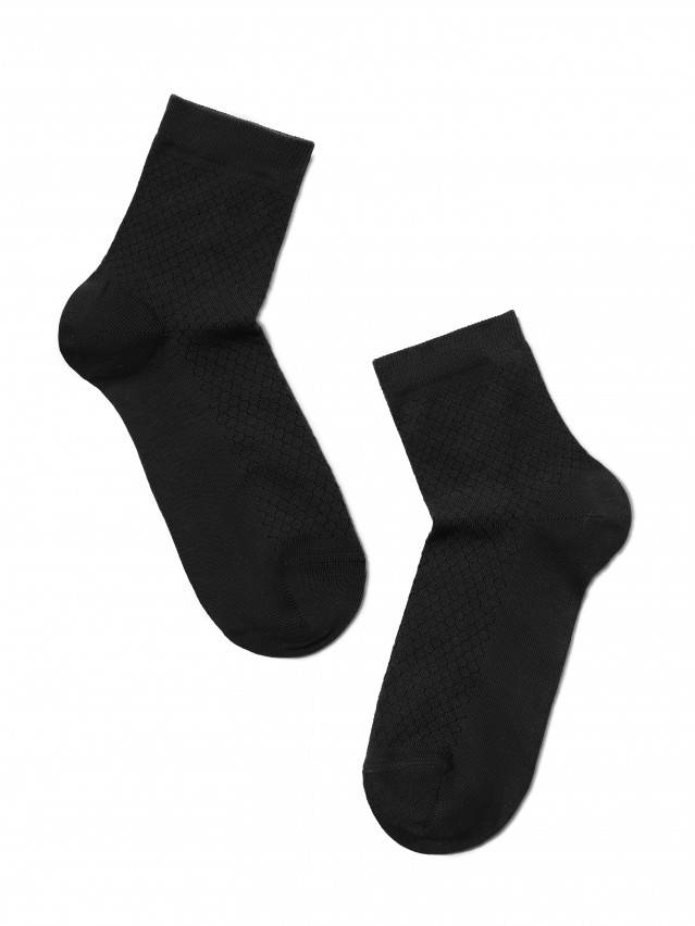 Women's socks CONTE ELEGANT CLASSIC, s.23, 061 black - 2