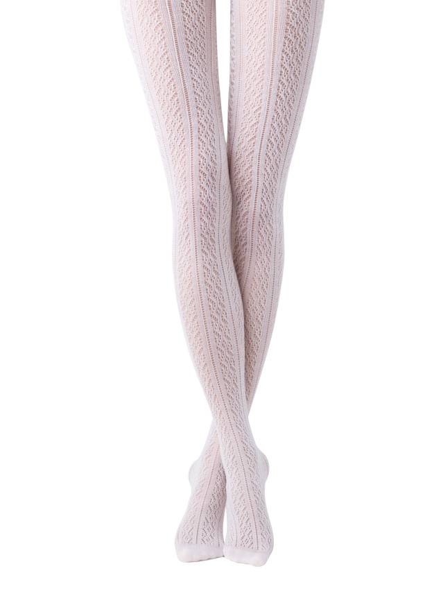Women's tights CONTE ELEGANT STYLE, s.2, bianco - 1