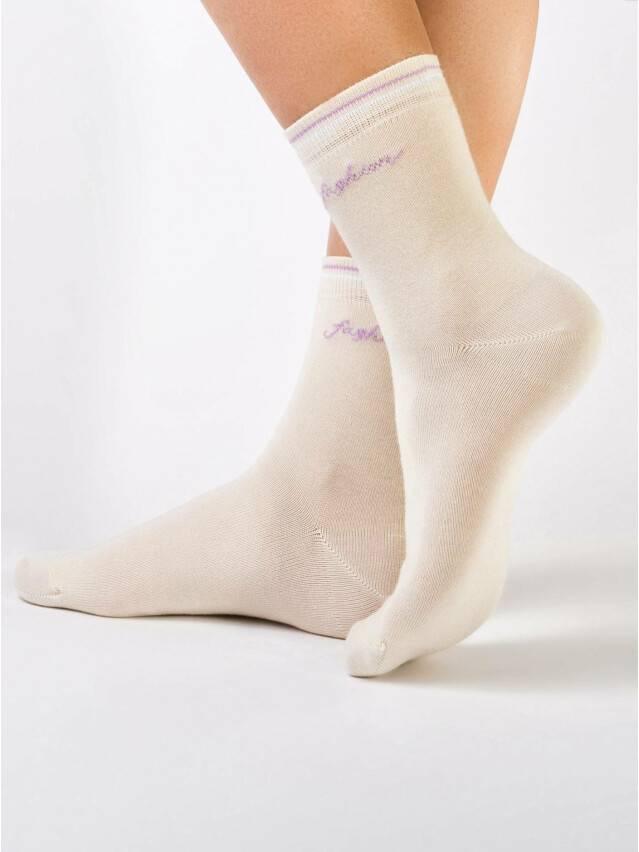 Women's socks CONTE ELEGANT CLASSIC, s.23, 045 cappuccino - 1
