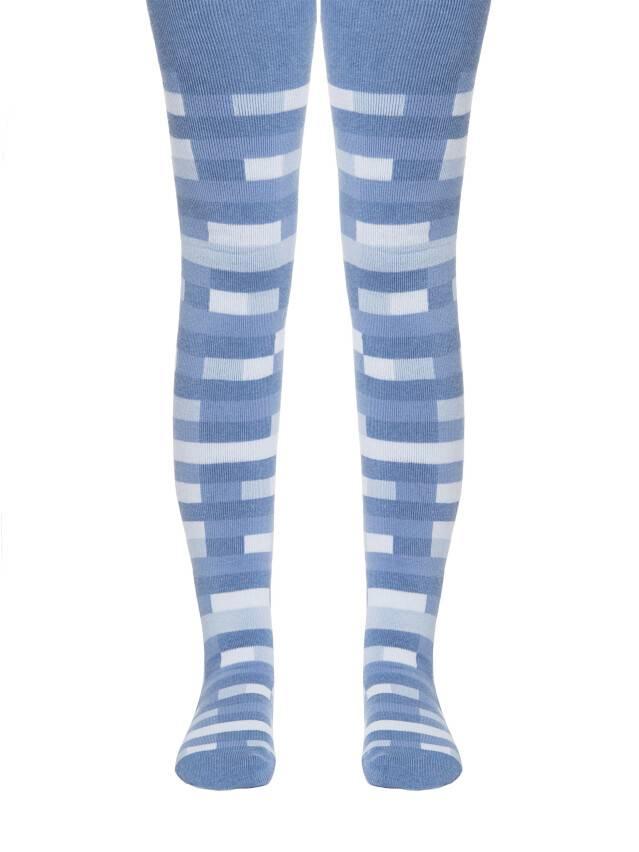 Children's tights CONTE-KIDS SOF-TIKI, s.116-122 (18),393 blue - 1