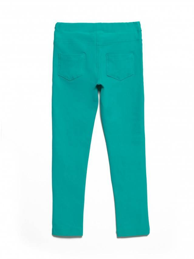Leggings for girls CONTE ELEGANT PINA, s.110,116-56, green - 4
