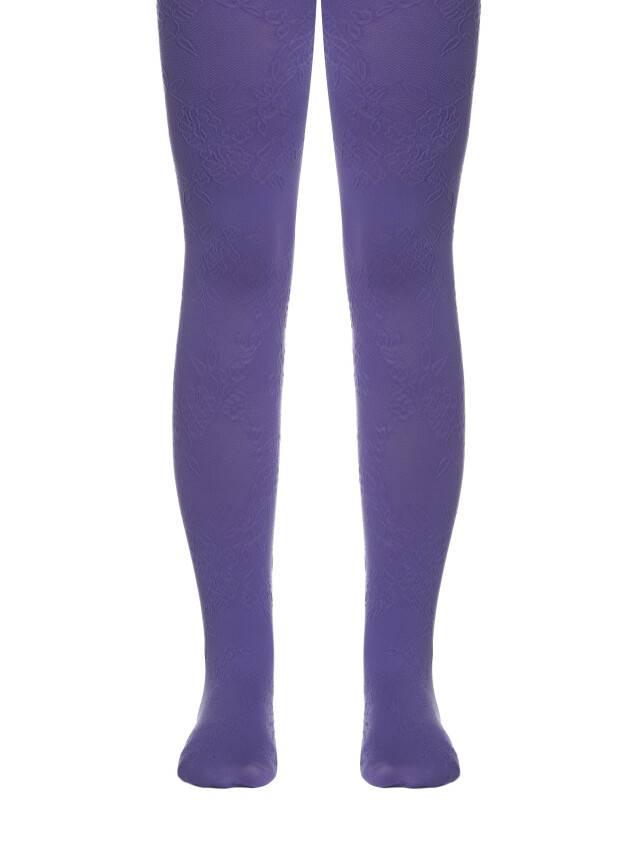 Fancy children's tights CONTE ELEGANT MAGGIE, s.104-110, violet - 1
