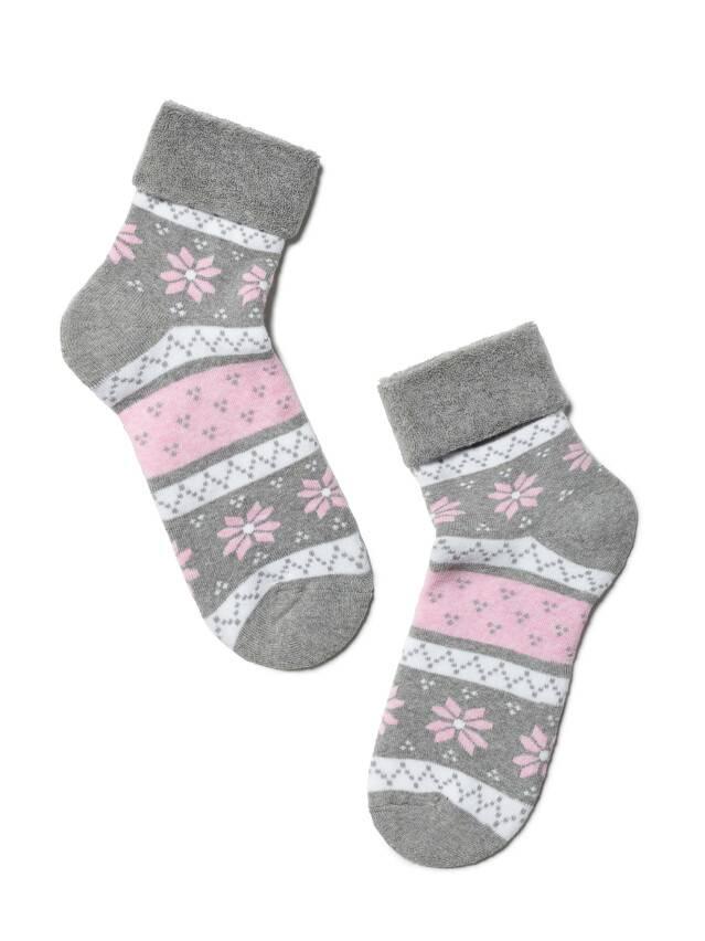 Children's socks CONTE-KIDS SOF-TIKI, s.20, 230 grey - 1