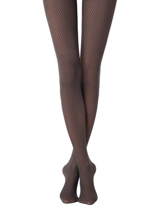 Women's tights CONTE ELEGANT RACHEL, s.2, grafit - 1