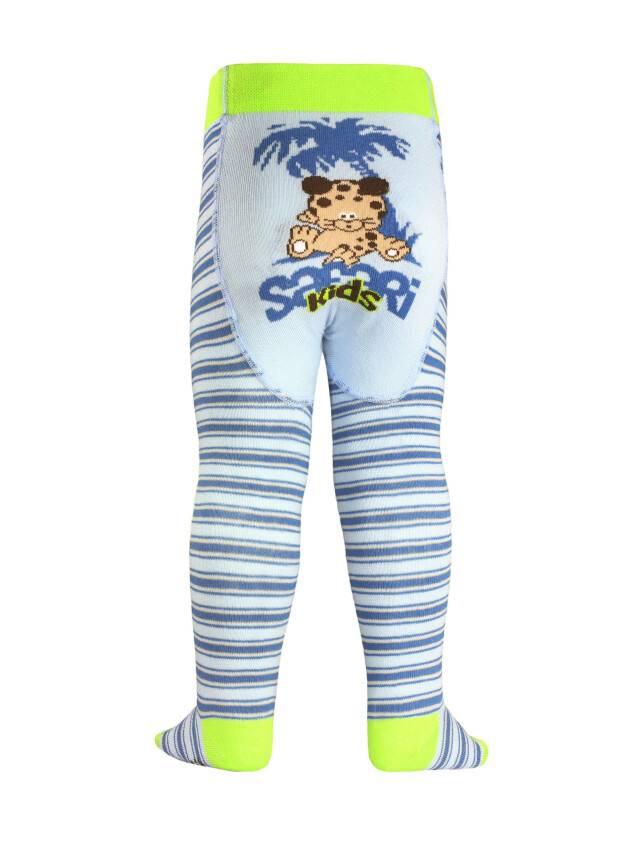 Children's tights CONTE-KIDS TIP-TOP, s.62-74 (12),367 blue - 2