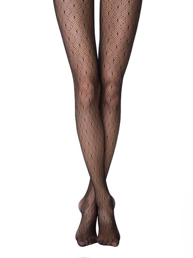 Women's tights CONTE ELEGANT MONICA, s.2, nero - 1