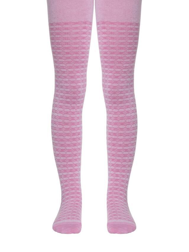 Children's tights CONTE-KIDS TIP-TOP, s.116-122 (18),315 light pink - 1