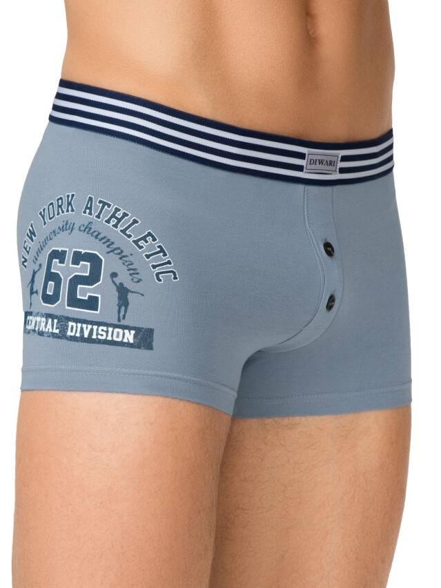 Men's pants DiWaRi TATTOO SHORTS 395, s.102,106/XL, fumo - 1