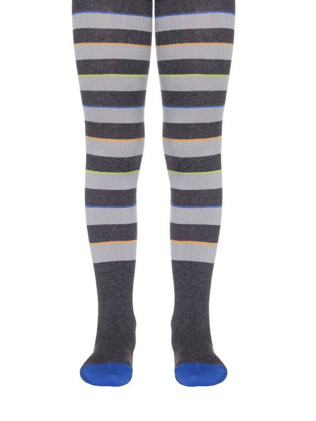 Children's tights CONTE-KIDS TIP-TOP, s.128-134 (20),366 dark grey - 1