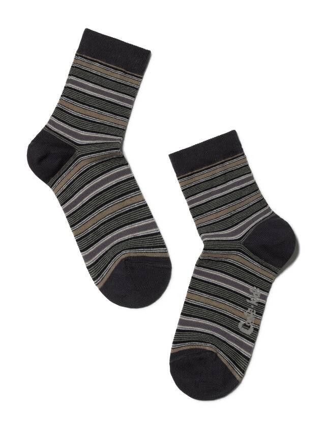 Children's socks CONTE-KIDS TIP-TOP, s.16, 195 dark denim - 1