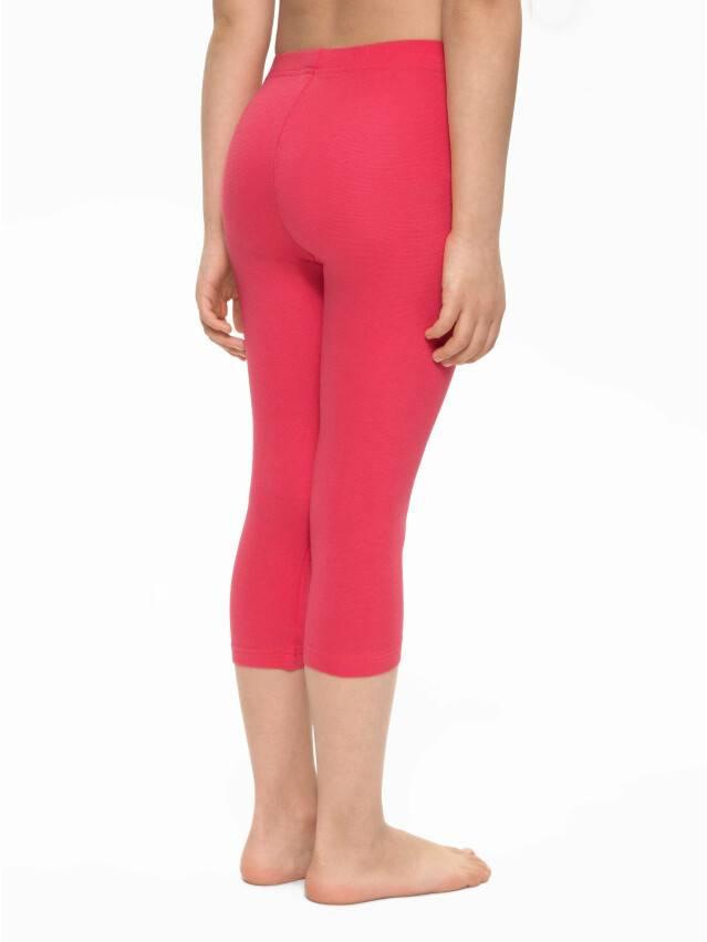 Knee pants for girl CONTE ELEGANT NINETTE, s.134,140-72, coral - 1