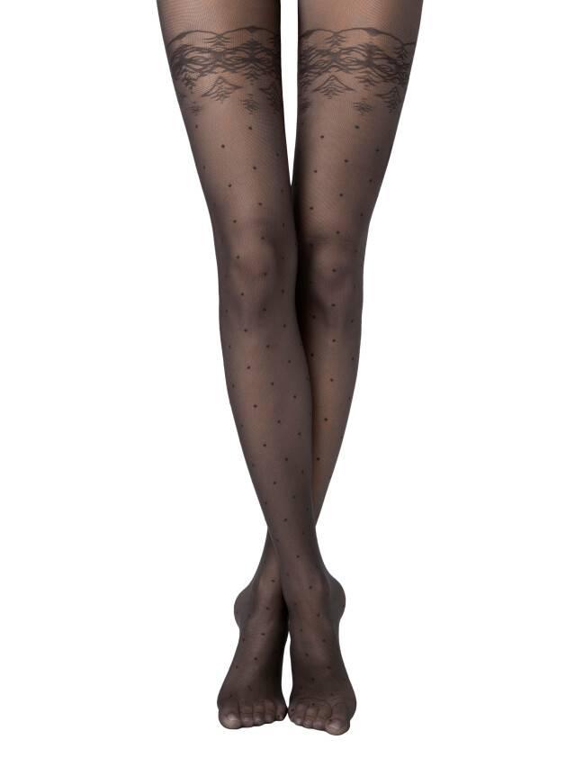 Women's tights CONTE ELEGANT AMATO, s.2, nero - 1