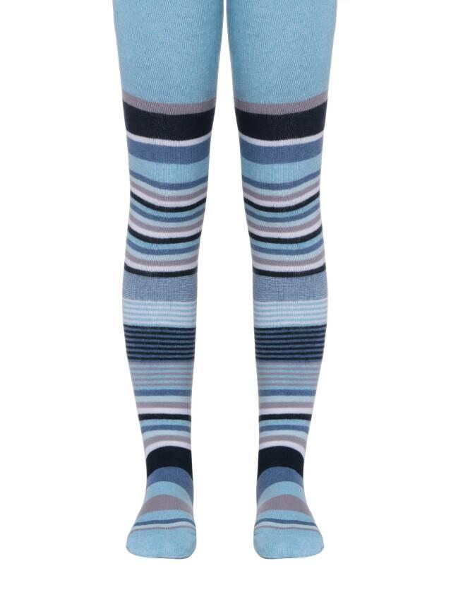 Children's tights CONTE-KIDS SOF-TIKI, s.104-110 (16),395 light blue - 1