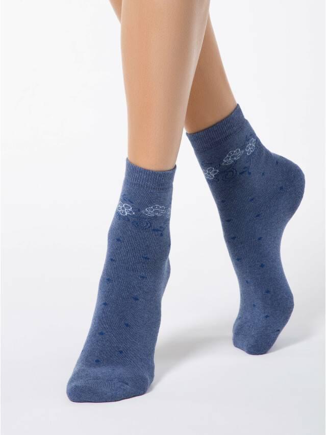 Women's socks CONTE ELEGANT COMFORT, s.23, 034 denim - 1