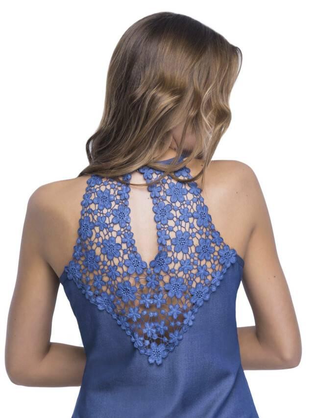 Women's gown CONTE ELEGANT LPL 530, s.164-84-92, dark blue - 1